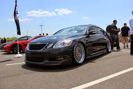 lexus gs300 stance stanced lexus gs350 exemplifying vip function factory