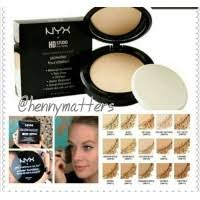 Bedak Nyx daftar harga nyx stay matte but not flat foundation by hennymatters
