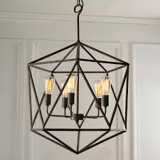 emery recycled indoor outdoor glass chandelier 21