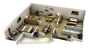 Best 2 Bhk House Plan Exclusive Twenty Two