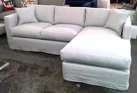 Slipcover Sofa Sectional Eclectic Sofas Sectional Covers Cabinets Beds Sofas And