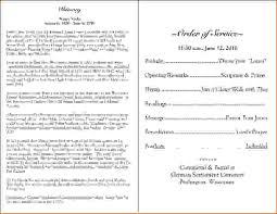 funeral programs exles 8 exles of funeral programsagenda template sle agenda