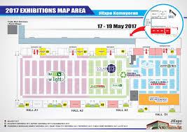 exhibition floor plan floor plan inagreentech