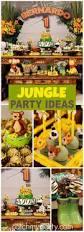 Halloween First Birthday Party Ideas by Best 20 Safari Theme Birthday Ideas On Pinterest Zoo Theme