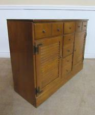 Maple Dressers and Chests of Drawers