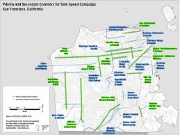 Cable Car Map San Francisco Pdf by New Speed Enforcement Campaign Will Be Driven By Growing Data Sfmta