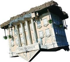 Wonderworks Upside Down House Myrtle Beach - wonderworks destiny usa things to do in syracuse ny