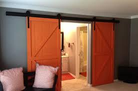 how to make barn style doors barn alar gratifying double sliding barn door track amazing barn