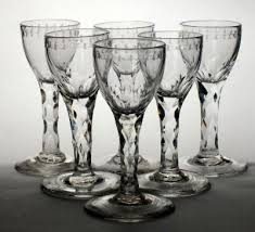 Antique Glassware Identification Early Cut Glass Marks Antique Crystal Stemware Lovetoknow