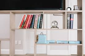 room divider bookshelf hand crafted lexington room divider bookshelf tv stand by corl