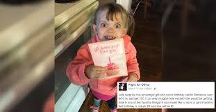 8 year cancer patient thrilled when 6000 birthday cards