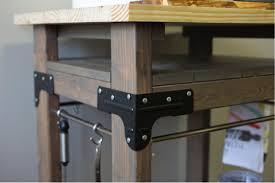 kitchen island plans diy free diy kitchen island build plans diy done right