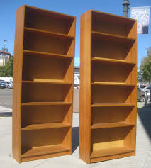 adorable pictures of book shelves with two tall bookshelves also