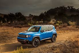 jeep renegade stance the jeep renegade is the jeepiest of little jeeps