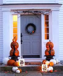 how to decorate home for halloween 60 cute diy halloween decorating ideas 2017 easy halloween house