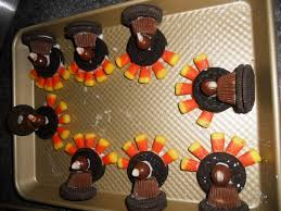 oreo thanksgiving turkeys happy thanksgiving 2 turkey desserts hezzi d u0027s books and cooks