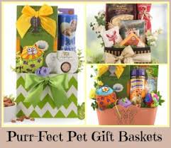 per gift basket pet and owner gifts