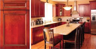 Cherry Glaze Cabinets J U0026k Cabinet