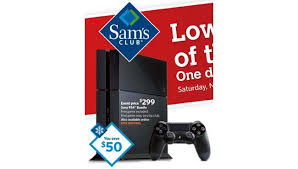 xbox1 black friday deals sony ps4 black friday deal coming from sam u0027s club early