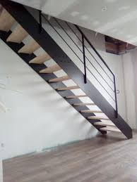 Quarter Turn Stairs Design Straight Staircase Quarter Turn Wooden Steps Metal Steps