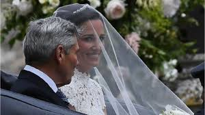 Wedding Pippa Middleton Wedding Royals And Celebrities At Ceremony Bbc News