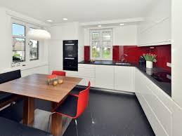 photo salon cuisine ouverte enchanteur aménagement cuisine ouverte salon avec amenagement