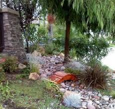 dry creek bed garden designs