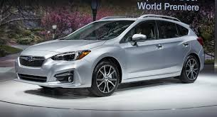 2017 subaru impreza hatchback moment of truth 2017 subaru impreza production vs concept