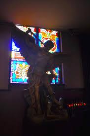Seeking Stain Cast Prayer To Michael The Archangel St Michael The Archangel
