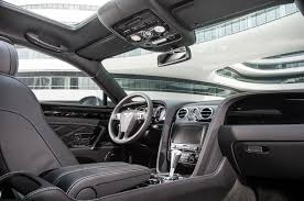 bentley interior black 2014 bentley flying spur first drive automobile magazine