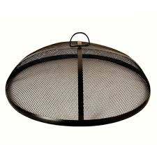 Firepit Screens 25 In Pit Mesh Screen Ds 25802 The Home Depot