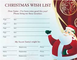 christmas wish list maker fetching christmas wishlist ideas dazzling christmas inspiring