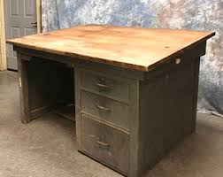 Wood Drafting Table Drawing Table Etsy