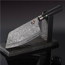 asian kitchen knives dk 5001c china damascus steel asian style cleaver kitchen knife