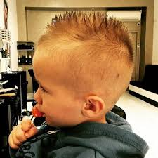 new age mohawk hairstyle best 25 little boy mohawk ideas on pinterest boy haircut for