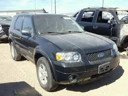 2006 Ford Escape Interior Ford Salvage Cars For Sale Online Ford Auction Autobidmaster