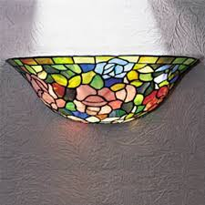 Stained Glass Wall Sconce Wall Sconces Style Wall Sconces Wall Sconce