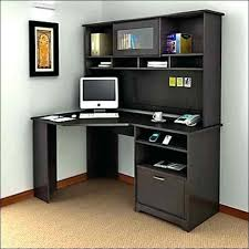 cabot lateral file cabinet in espresso oak cabot l shaped desk with hutch lateral file cabinet and 5 shelf