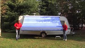 Fiamma Roll Out Awning Caravanstore Fiamma Youtube