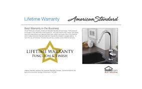 american kitchen faucet faucet 4205 000f15 002 in polished chrome by american standard