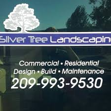silvertree landscaping home