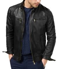 leather motorcycle jacket black leather jacket mens bluster leather motorcycle jackets