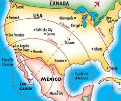 map cabo mexico about cabo cabo san lucas information what you should