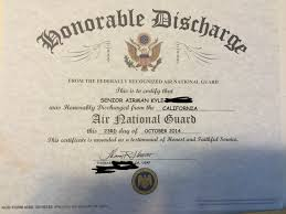 honorable discharge certificate my honorable discharge certificate was printed in comic sans imgur