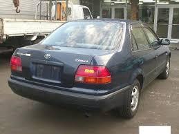 toyota corolla sedan price 1996 toyota corolla sedan used car from 91128115254