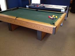 Used Pool Table by Used Amf Playmaster Pool Table 1395 Billiards And Barstools