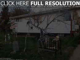 Make Homemade Outdoor Halloween Decorations Make Homemade Outdoor Halloween Decorations House Design Ideas