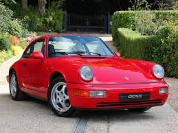 1990 porsche 911 red used porsche 911 964 cars for sale with pistonheads