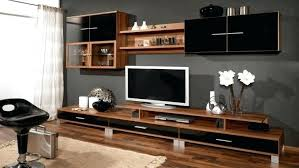 Living Room Wall Table Tv Wall Storage Units