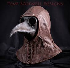 plague doctor masks plague doctor mask and leather by tombanwell on deviantart